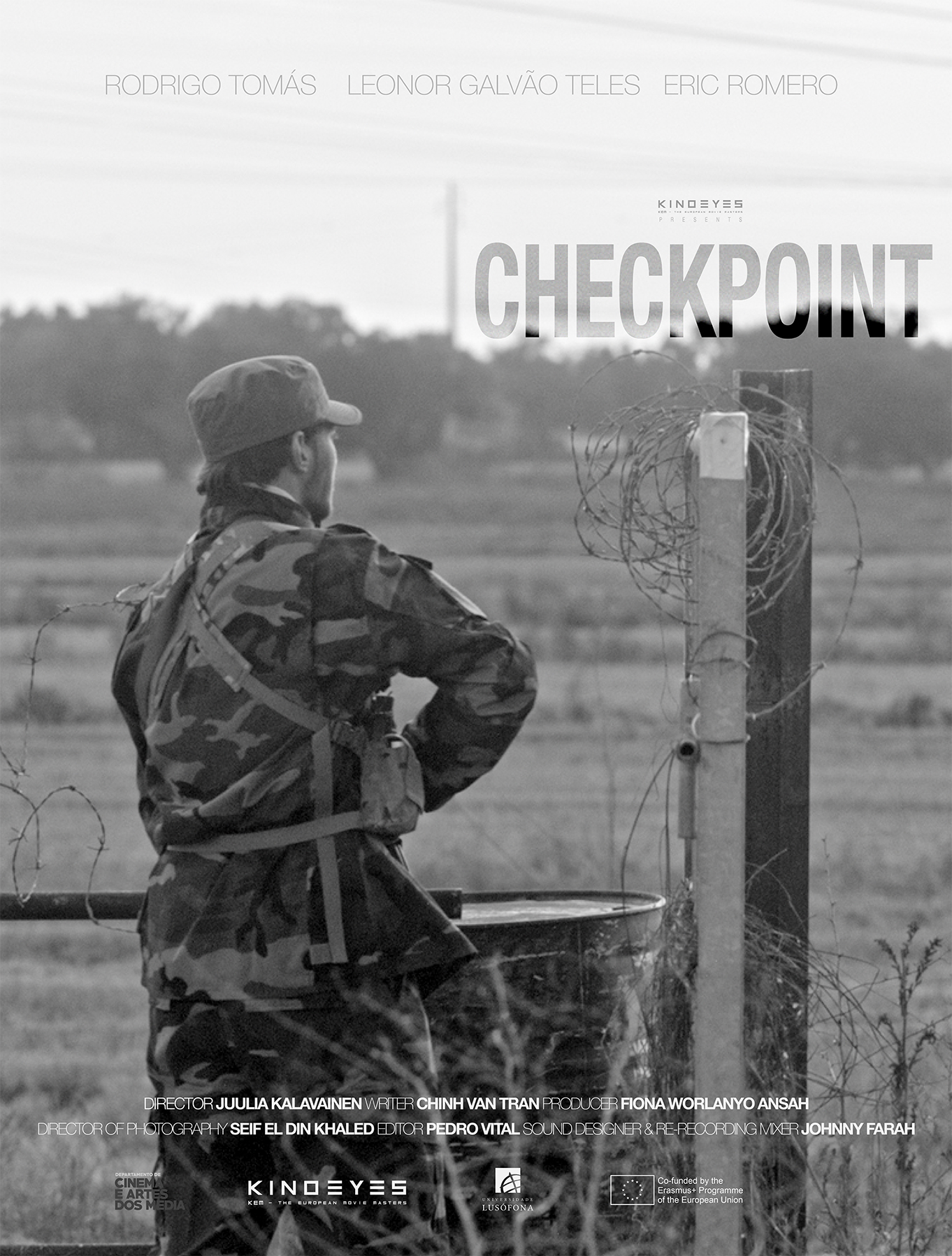 Checkpoint in USA